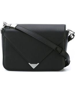 Small Prisma Leather Cross-Body Bag
