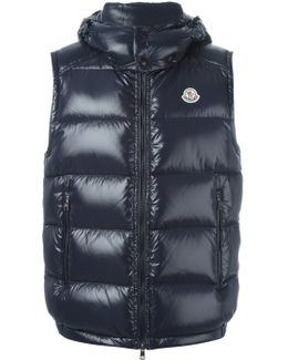 Lacet Hooded Down Gilet