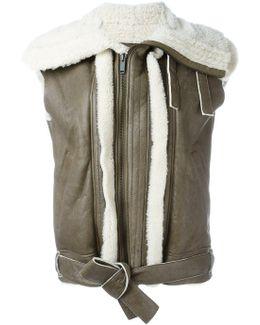 Groovy Sheepskin Jacket