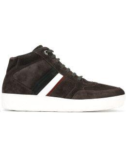 'theodore' Hi-top Sneakers