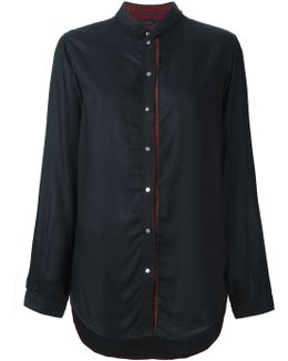 Placket Detail Shirt