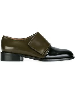 Two Tone Loafers