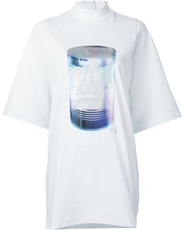 Can Print Oversized T-shirt