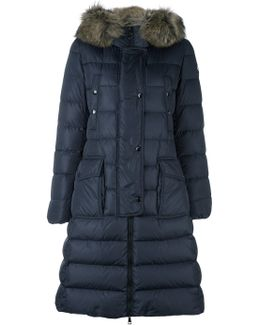 Khloe Quilted Down Coat