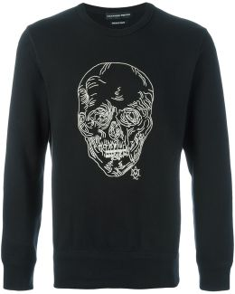 Chain Skull Sweatshirt