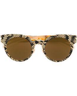 Maison Margiela X 'mmtransfer001' Sunglasses