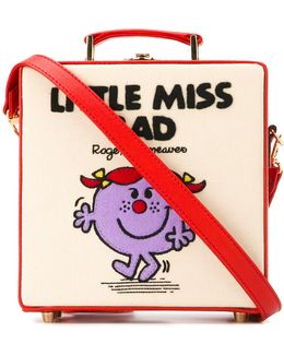 Small Little Miss Bad Box Tote