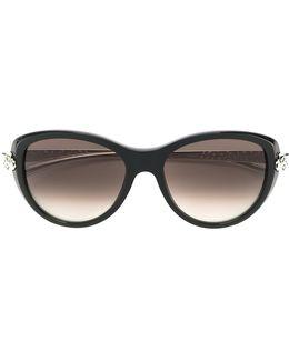 'panthère Wild Cat' Sunglasses
