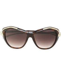 'panthère Wild' Sunglasses