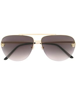 'panthère' Sunglasses