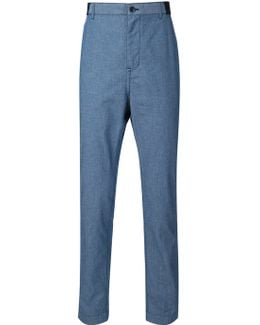 Chambray Trousers