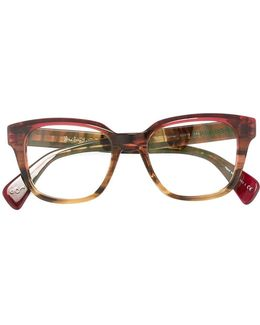 - 'hether' Glasses - Women - Acetate - One Size
