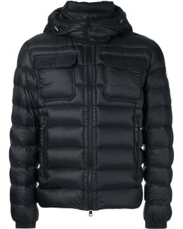 'valence' Padded Jacket