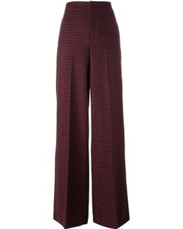 Super Flared Trousers