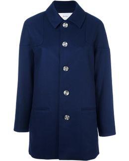 Classic Collar Wool Jacket