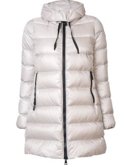 Suyen Quilted Shell Jacket