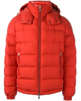 'brique' Padded Jacket
