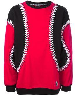 'baseball' Sweatshirt