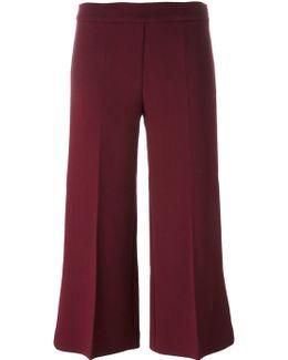 'laki' Cropped Trousers