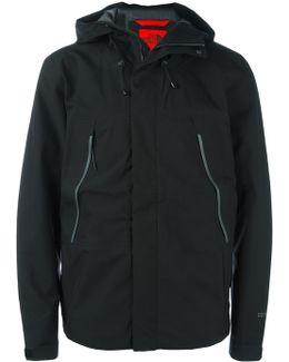 Zipped Rain Jacket