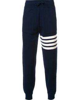 Striped Detail Sweatpants