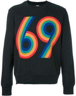 69 Print Sweatshirt