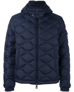 - 'morandieres' Padded Jacket - Men - Feather Down/polyamide - 3