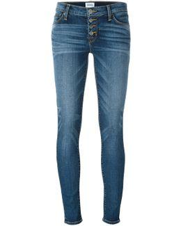 'ciara' Skinny Jeans