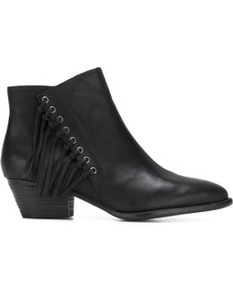 'lenny' Ankle Boots
