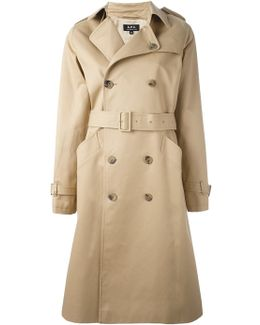 'greta' Coat