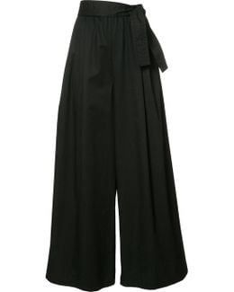 Long Karate Trousers
