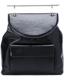 Signature Top Handle Backpack