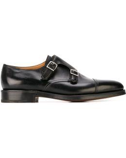 'william' Monk Shoes