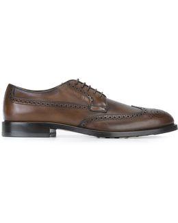 Classic Brogue Shoes