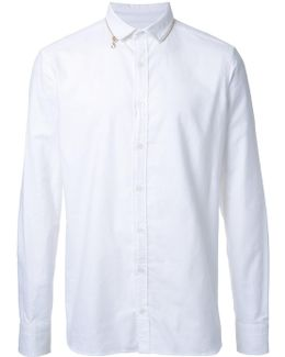 English Cut-away Collar Shirt