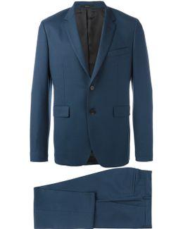 Slim-fit Two Piece Suit