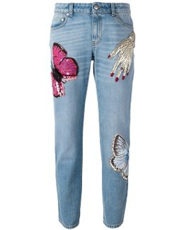 'big Obsession' Jeans