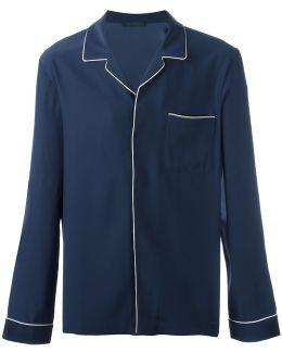 'dress Code' Pyjama Shirt