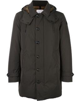 'sawtell' Hooded Coat