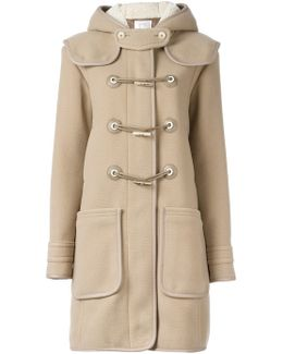 Toggle Fastening Duffle Coat