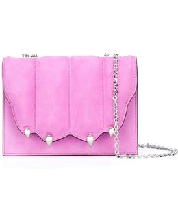 Paw Effect Cross Body Bag
