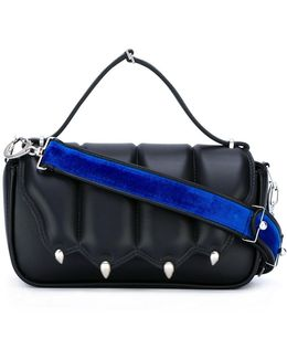 Paw-Effect Crossbody Bag