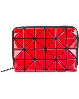 Geometric Textured Wallet