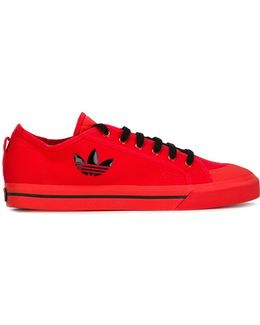 Logo Lateral Sneakers