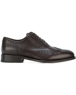 Lace-up Brogues