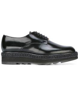 Castañer Platform Lace-up Shoes