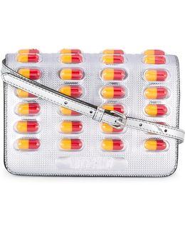 Pill Blister Pack Crossbody Bag