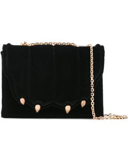 Paw Detail Crossbody Bag