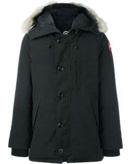 'thermqal Experience Index' Coat