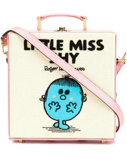 Little Miss Shy Tote